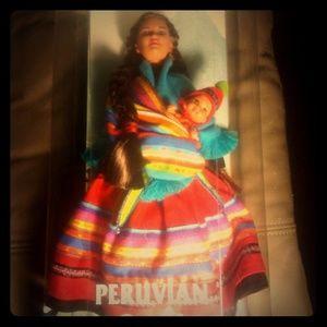Peruvian Barbie